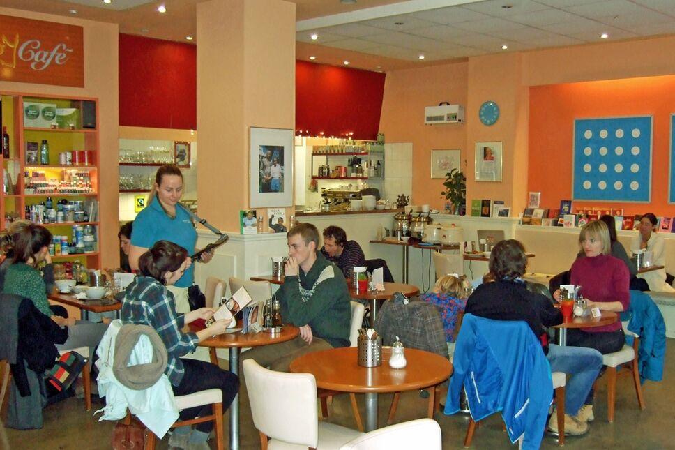 The Heart of Joy Café