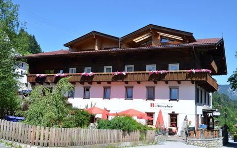 A photo of Traditionsgasthof Weißbacher