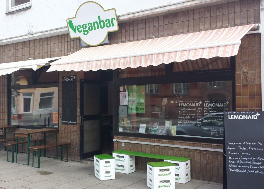 A photo of Veganbar