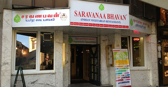 A photo of Saravanaa Bhavan