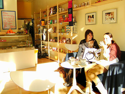 A photo of Happiness-Heart Café