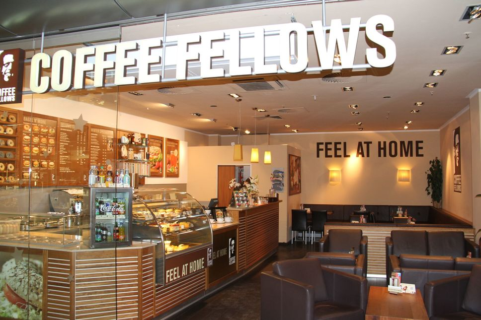 A photo of Coffee Fellows, HBF Leipzig