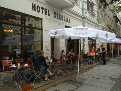 A photo of Hotel Seeblick