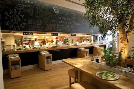 A photo of Vapiano, Martin-Luther-Platz