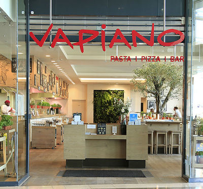 A photo of Vapiano, Kurze Mühren