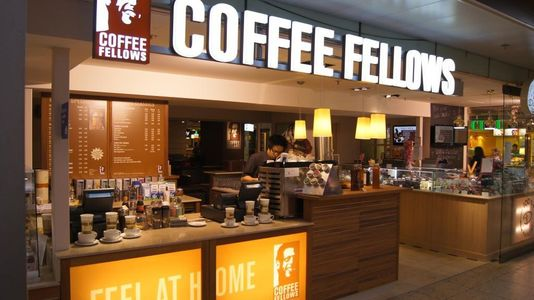 A photo of Coffee Fellows, HBF Köln