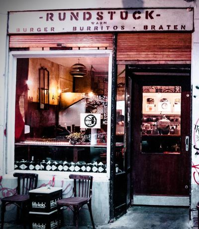 A photo of Rundstück Warm