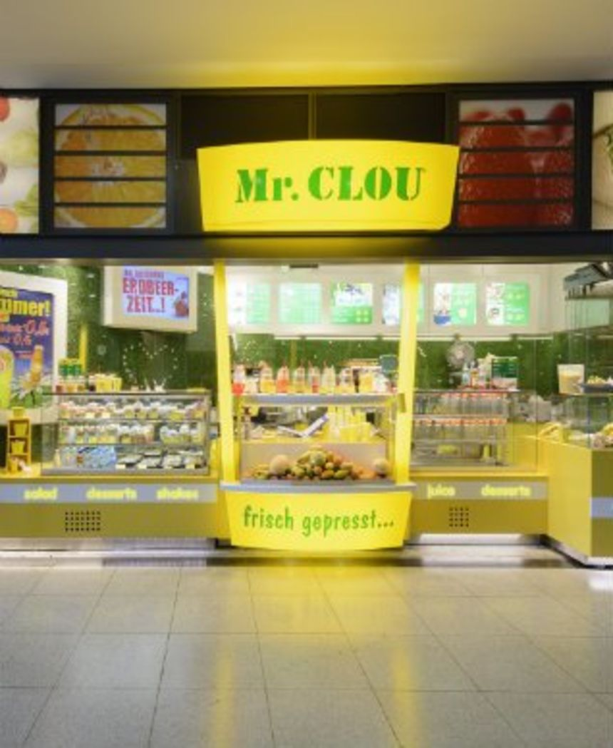 A photo of Mr.Clou