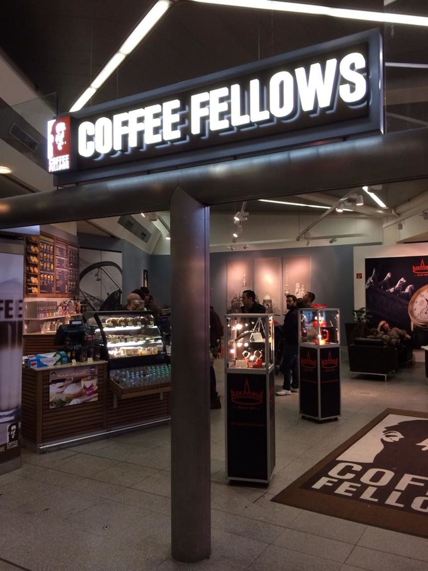 A photo of Coffee Fellows
