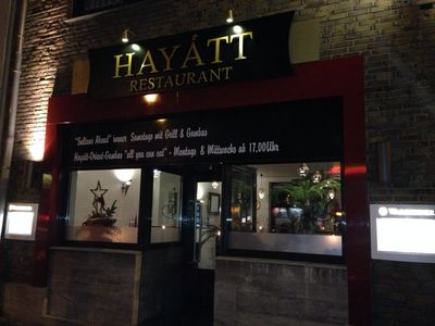 A photo of Hayatt