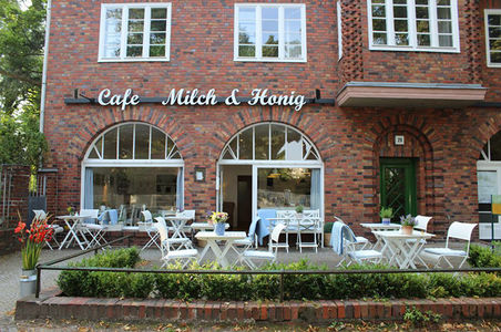 A photo of Cafe  Milch & Honig
