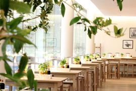 A photo of Vapiano, Am Westpark
