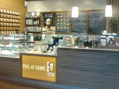 A photo of Coffee Fellows, HBF Dortmund