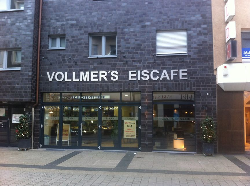 A photo of Vollmer's Eiscafè