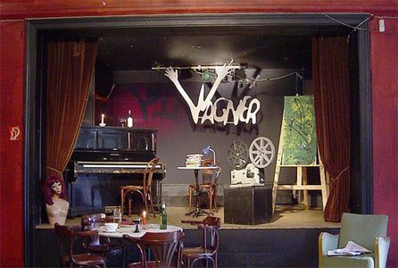 A photo of Café Wagner