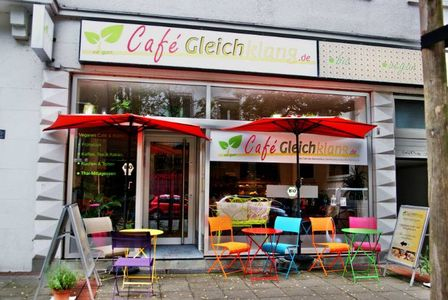 A photo of Café Gleichklang