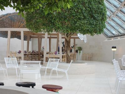 A photo of Mudam Café