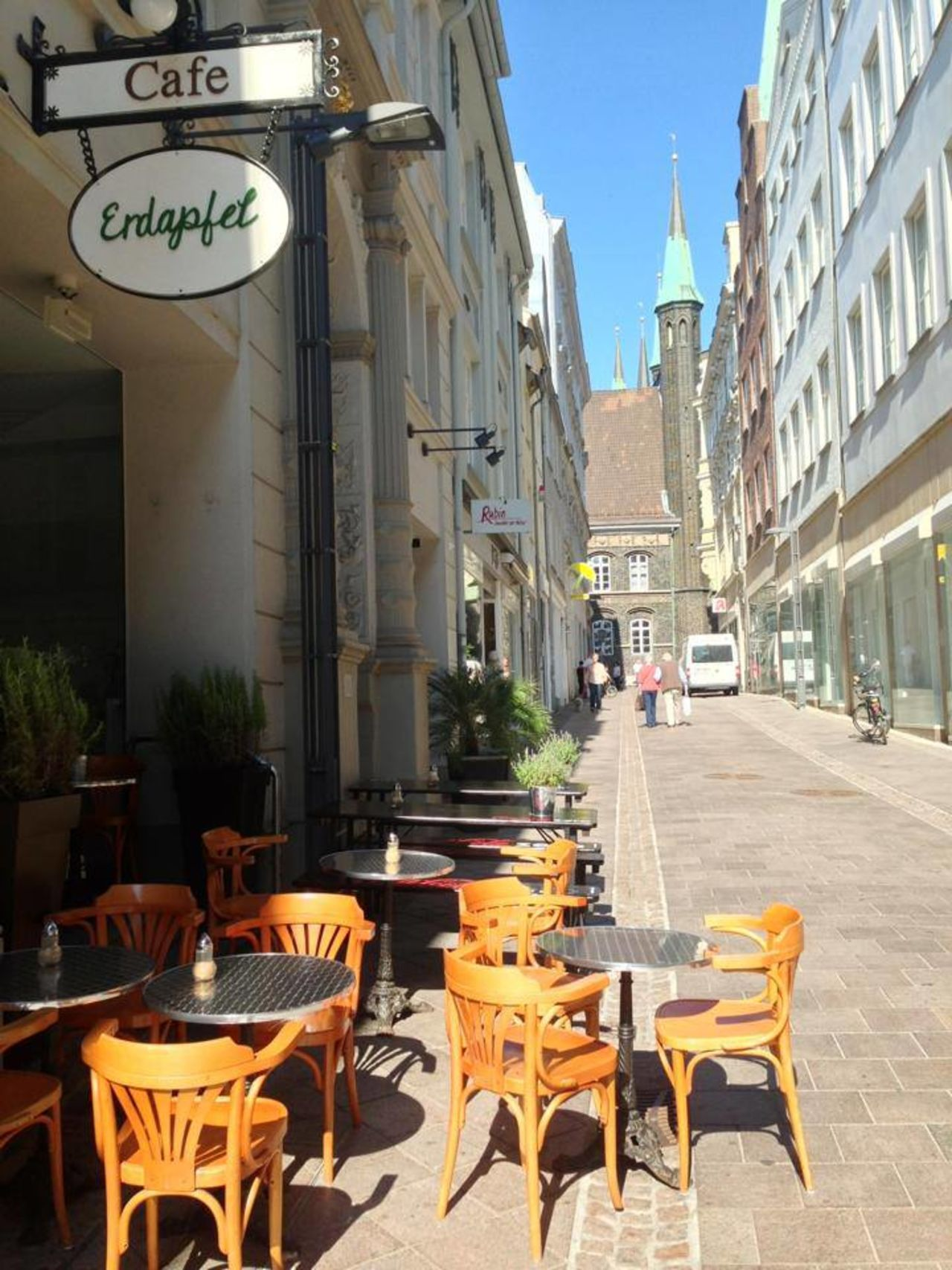 A photo of Café Erdapfel