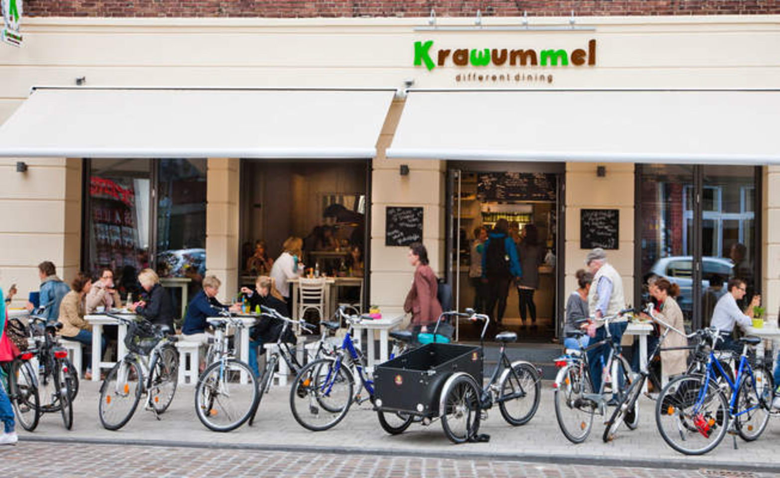 A photo of Krawummel