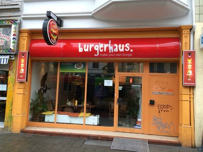 A photo of Burgerhaus