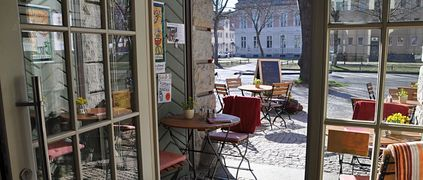 A photo of Cafe Kieselstein