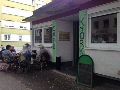 A photo of Cafe Knorke