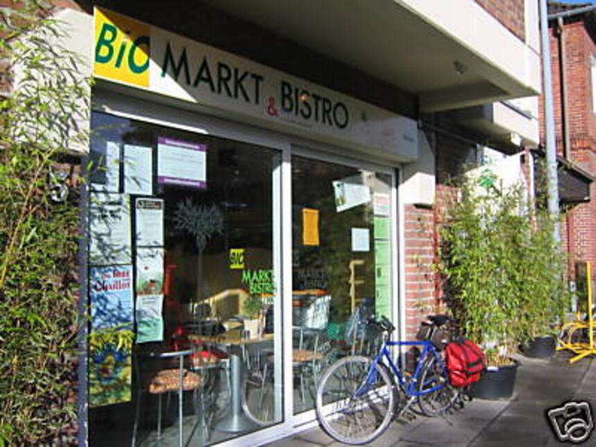 Biomarkt und Bistro
