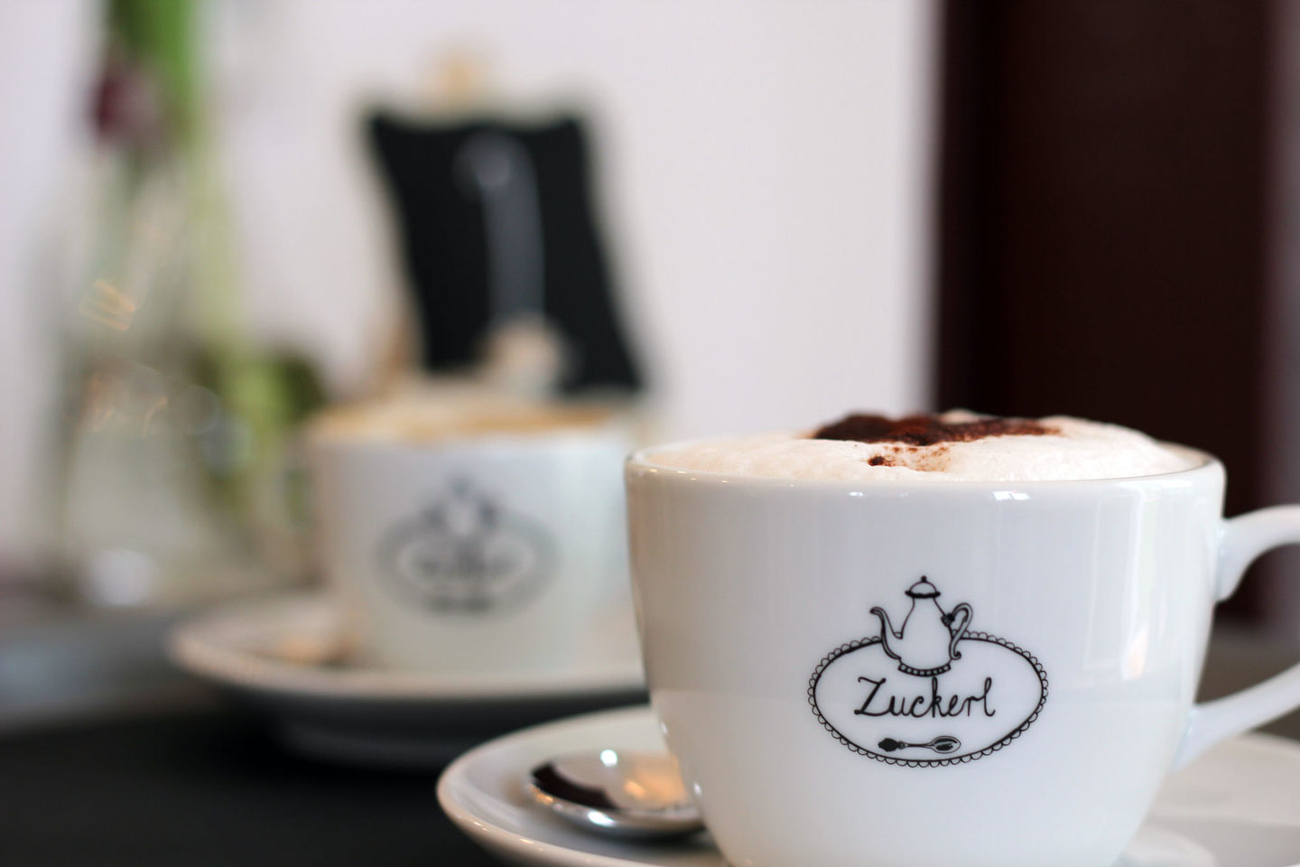 A photo of Café Zuckerl