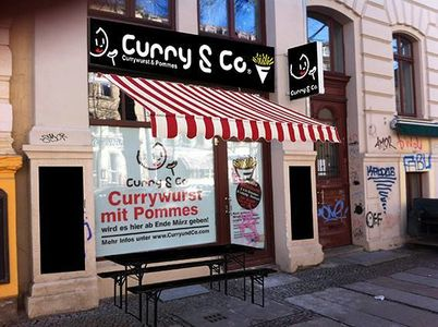 A photo of Curry & Co