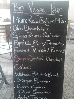 A menu of Deli Kitchen