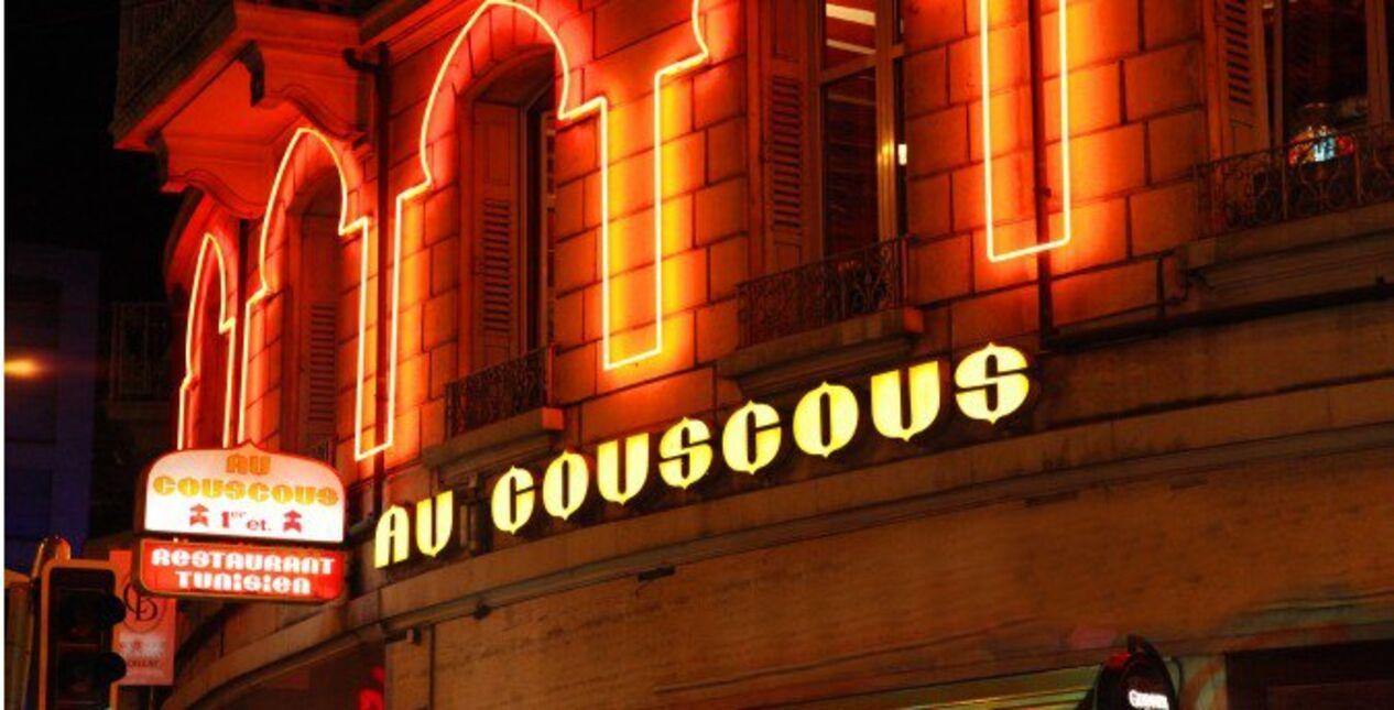 Au Couscous