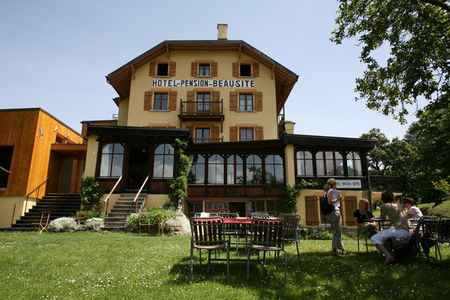 A photo of Hotel-Pension Beau-Site