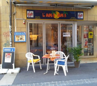 A photo of L'Ami Ami