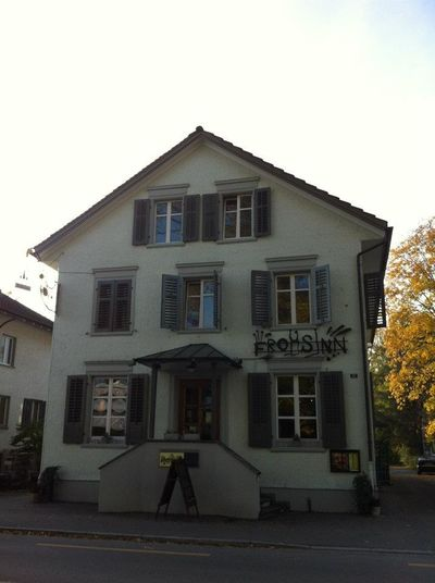 A photo of Frohsinn