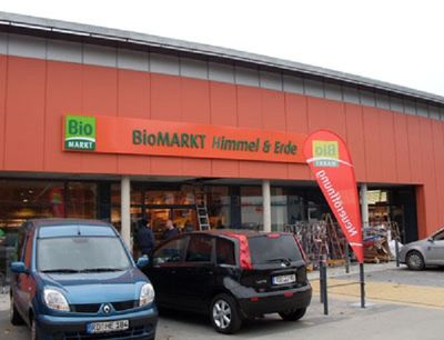 A photo of Bistro im Biomarkt Himmel & Erde