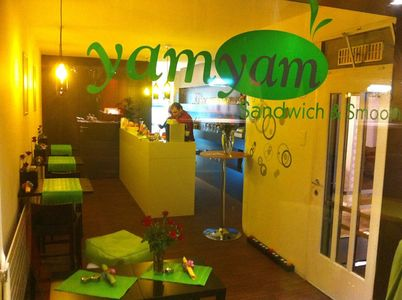 A photo of Yam Yam Sandwich Bar