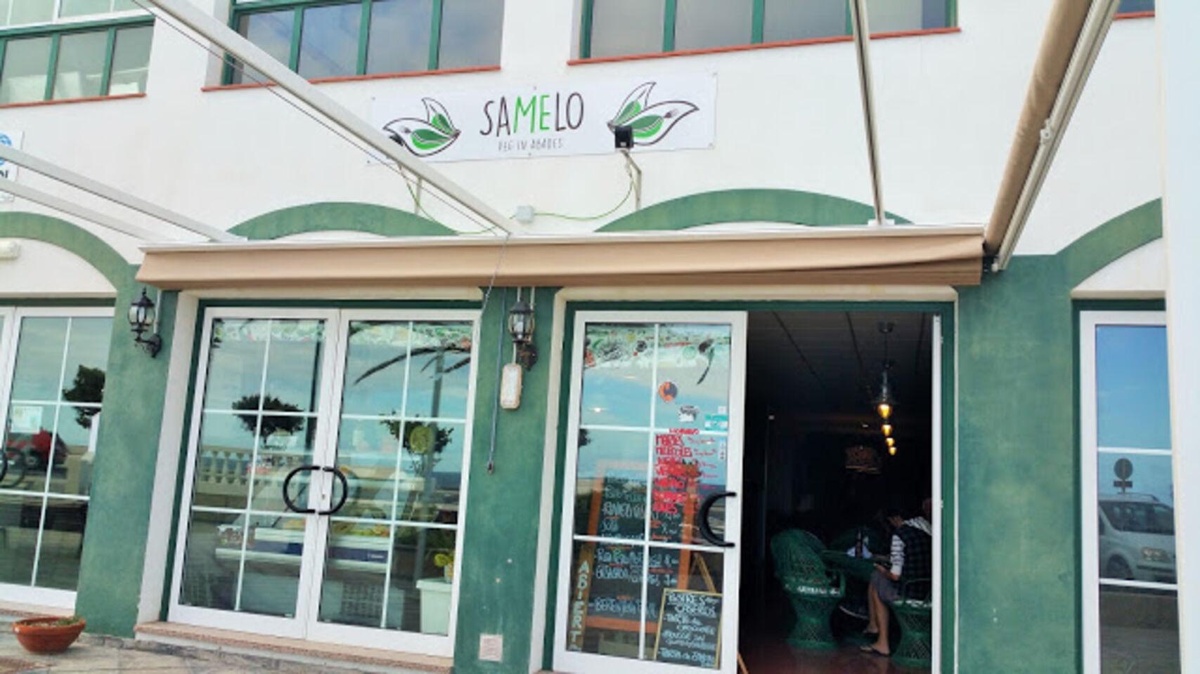 A photo of Samelo