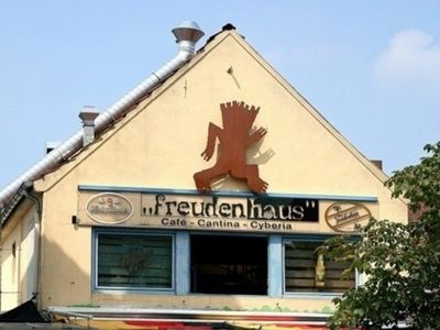 A photo of Freudenhaus