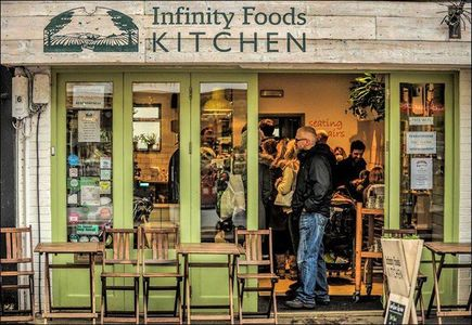 A photo of Infinity Foods Kitchen