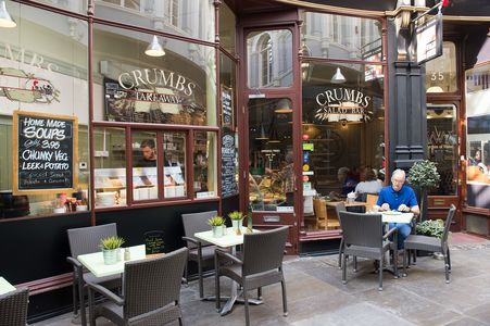 A photo of Crumbs Kitchen