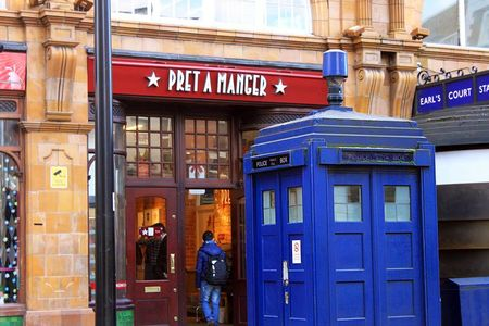 A photo of Pret A Manger
