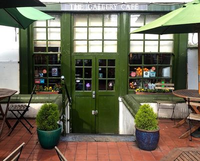 A photo of The Gallery Café