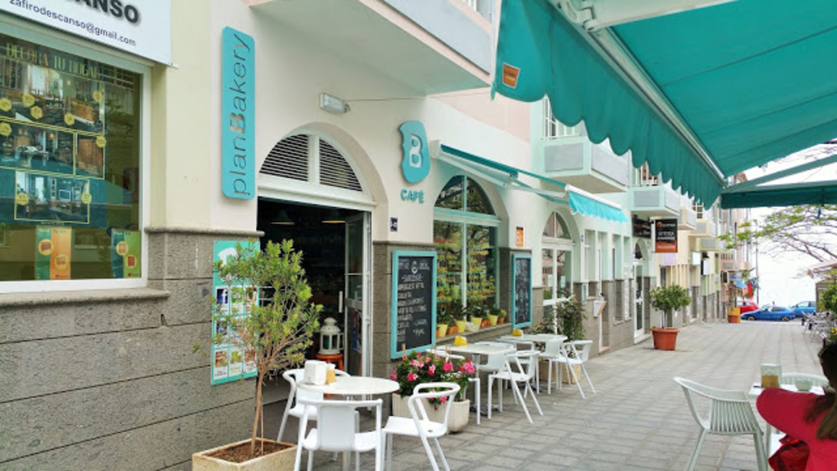 A photo of Plan Bakery