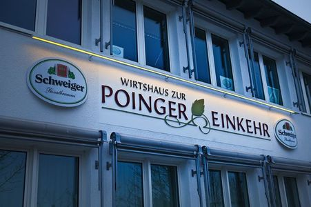A photo of Wirtshaus zur Poinger Einkehr