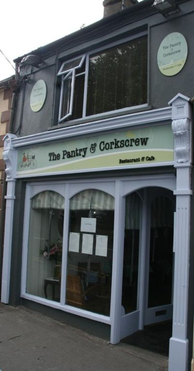 A photo of The Pantry and Corkscrew