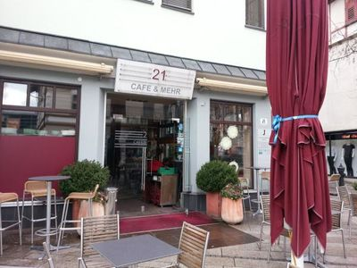 A photo of 21 Cafe & mehr
