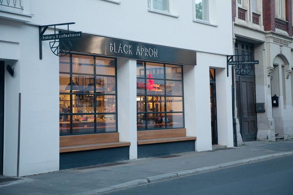 A photo of Black Apron