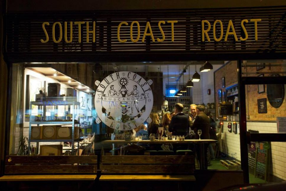 A photo of South Coast Roast