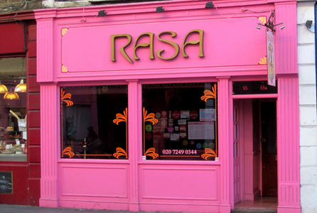 A photo of Rasa, N16