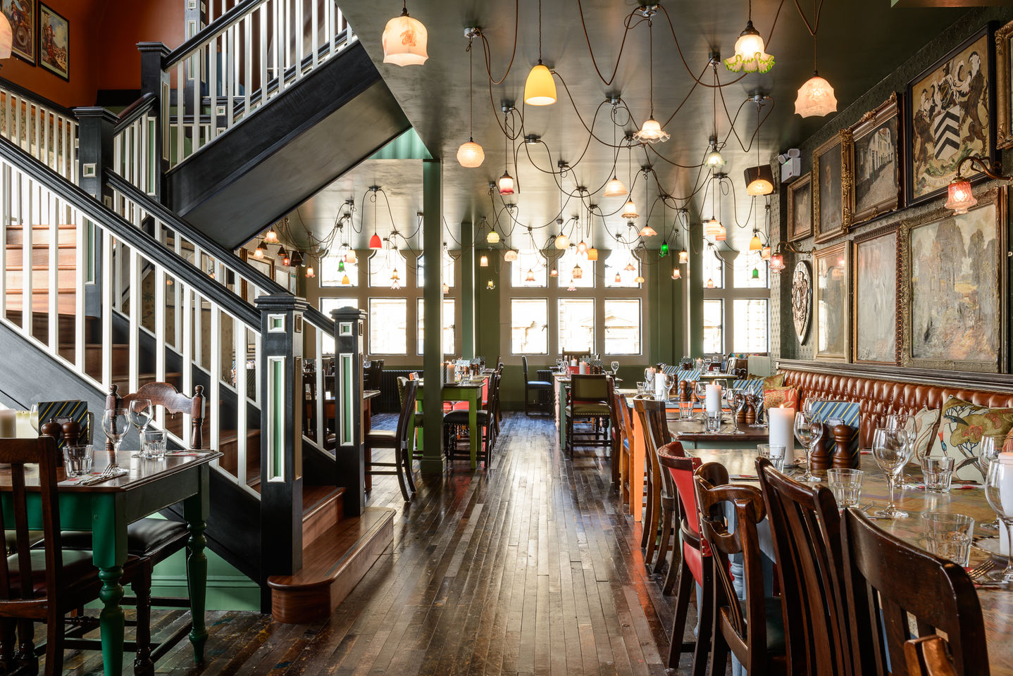 A photo of Cosy Club